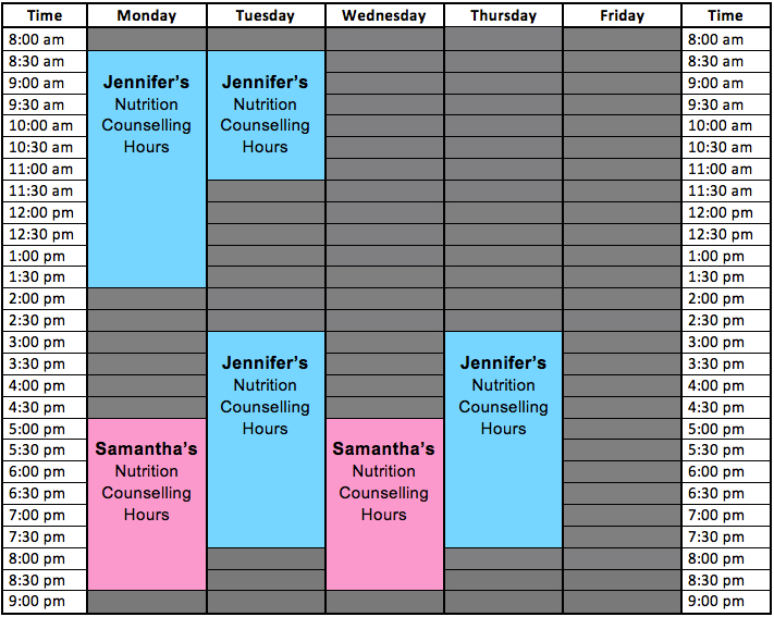 nutritionrx-schedule-september-2016