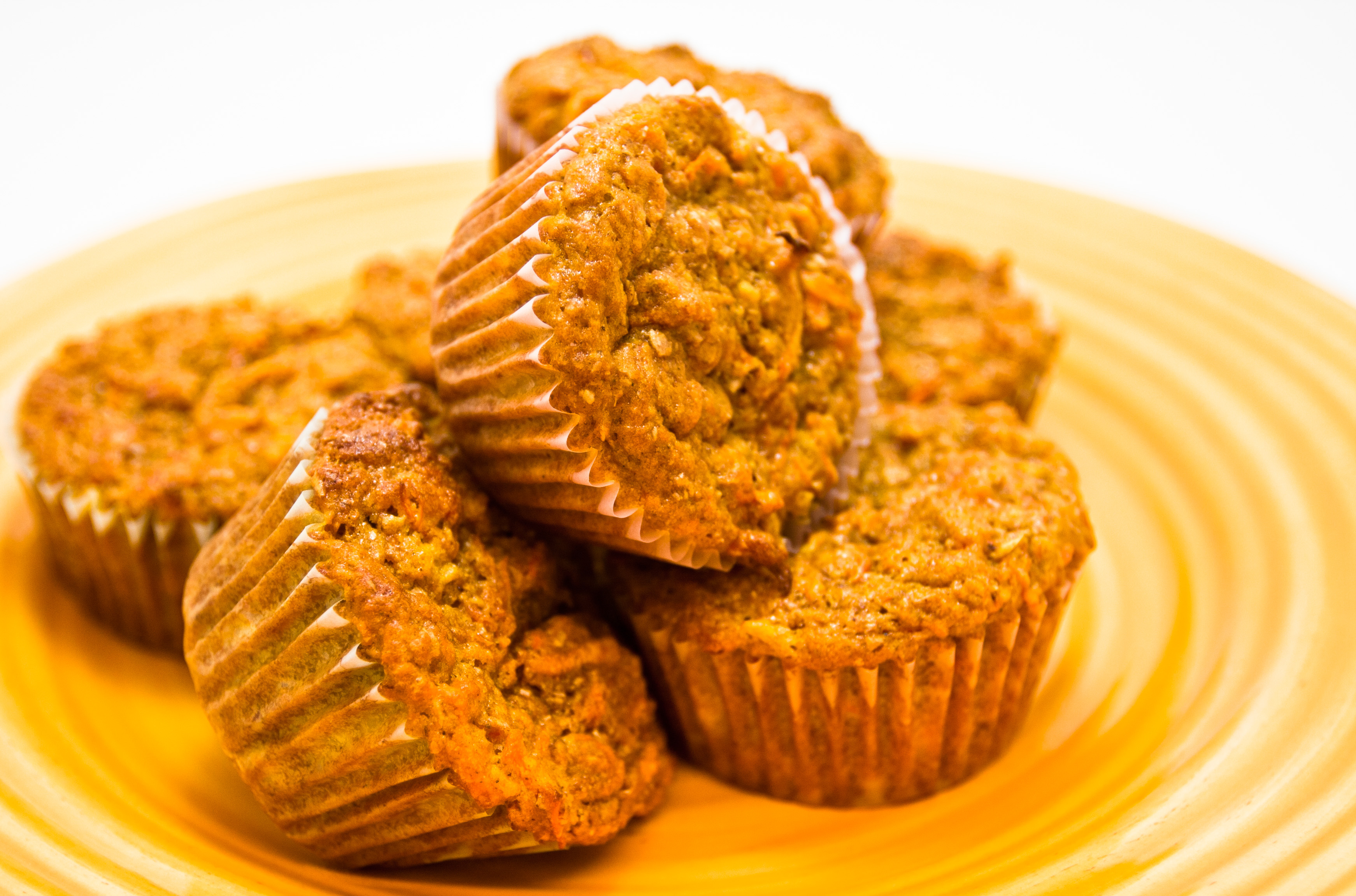 NutritionRx » Moist & Healthy Carrot Pineapple Muffins | London ...