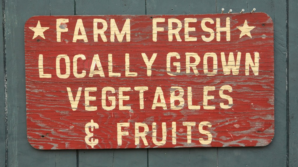 Benefits of Buying Local Food