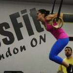 CrossFit Open 2013, WOD 13.3 Jennifer Broxterman muscle ups