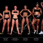 Female Olympian Body Types