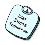 Diet Start Tomorrow