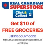 Superstore Click & Collect Discount Code